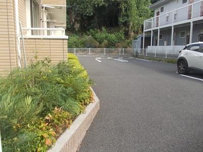 【駐車場】アニュー福田