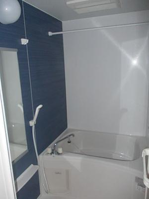【浴室】アニュー福田