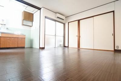【洋室】ハタマンション安堂寺町