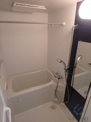 浴室乾燥機もバッチリ完備♪