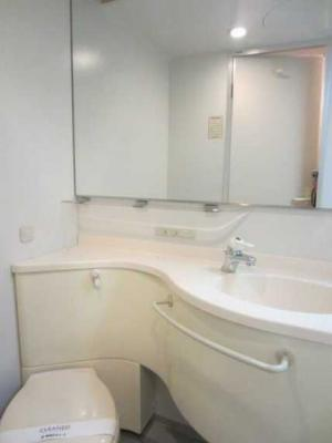 【浴室】Amax駒大  オートロック 室内洗濯機置場 鉄筋コンクリート造