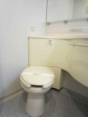 【トイレ】Amax駒大  オートロック 室内洗濯機置場 鉄筋コンクリート造