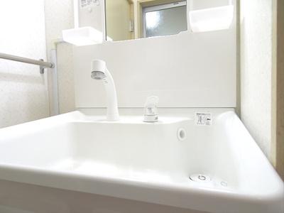 【洗面所】シイダーハイツ