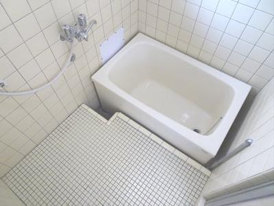 【浴室】シイダーハイツ
