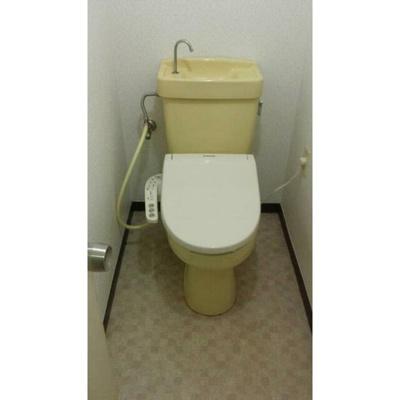 【トイレ】板橋中台マンション