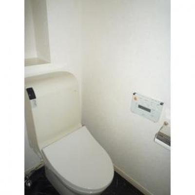 【トイレ】スカーラ広尾ステーションプラザ