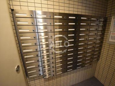 アドバンス大阪城レガーレ メールボックス