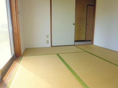 【居間・リビング】門田貸家2