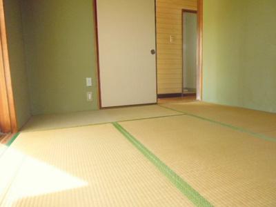 【居間・リビング】門田貸家3