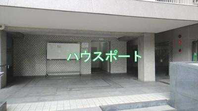 【エントランス】山科南団地G棟
