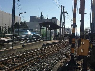下奥井駅まで650m