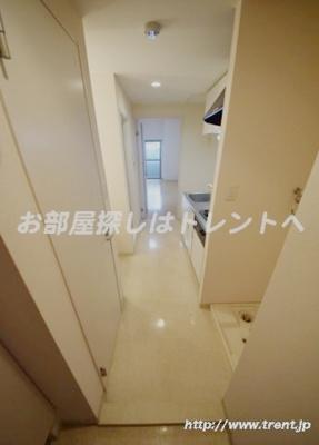 【玄関】フォートレス文京