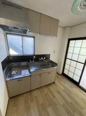 【キッチン】小松コーポ