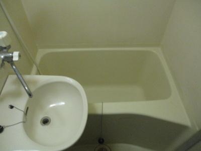 【浴室】第Ⅱコーポリーブル