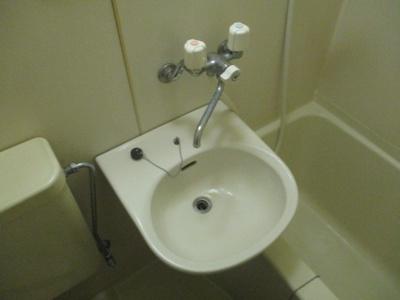 【洗面所】第Ⅱコーポリーブル
