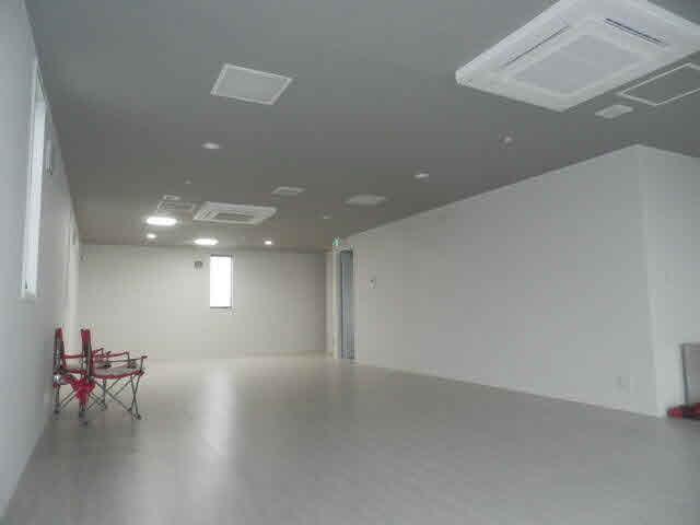 【内装】京成稲毛駅前店舗・事務所