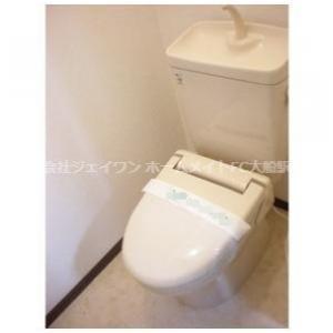 【トイレ】グレイスハイツ