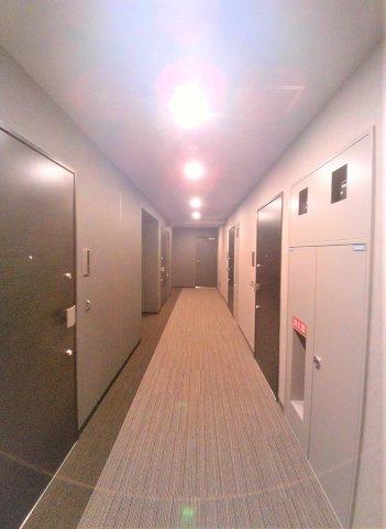 ホテルライクな内廊下【プレールドゥーク文京湯島】