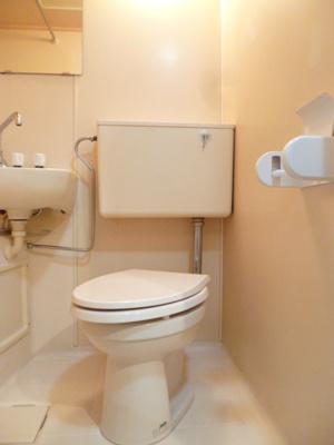 【トイレ】スカイコート南砂町