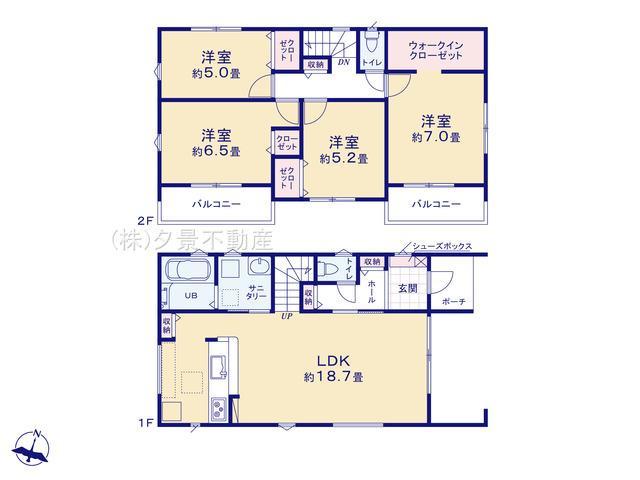 浦和区大東3丁目29-15(1号棟)新築一戸建てケイアイフィット