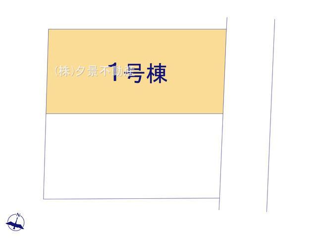 【区画図】浦和区大東3丁目29-15(1号棟)新築一戸建てケイアイフィット