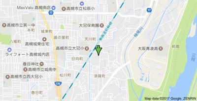 【地図】レオハイム須賀 (株)Roots