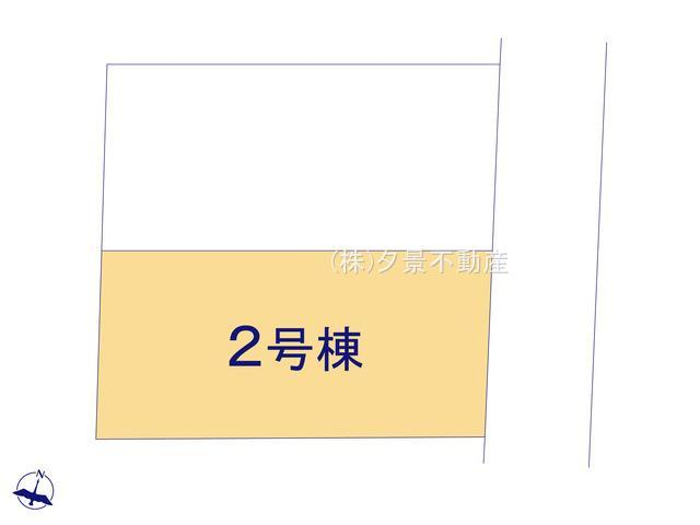 【区画図】浦和区大東3丁目29-15(2号棟)新築一戸建てケイアイフィット