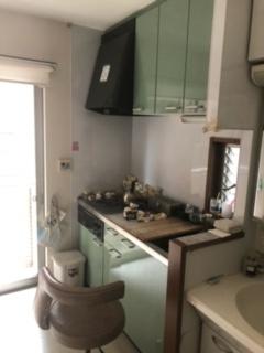 診察室内 キッチン 洗面台
