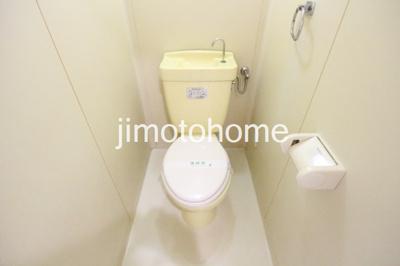 【トイレ】グランドメゾン長堀B棟