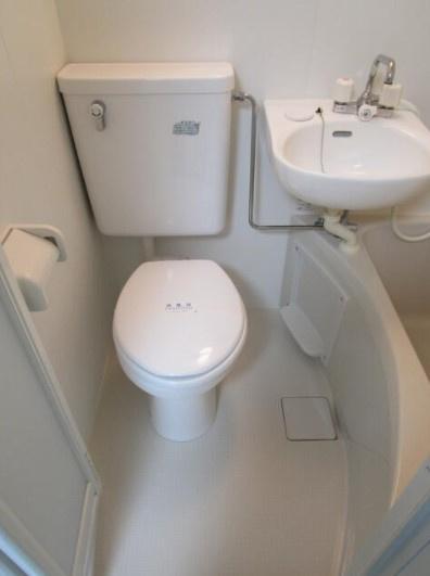 【トイレ】W・LIVE・江古田