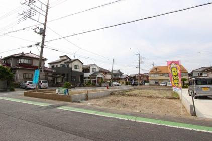 吉川市 高久1丁目 新築戸建 全4棟の画像