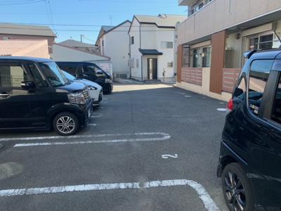 【駐車場】トレスベイア