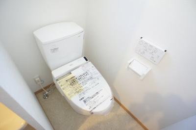 【トイレ】ミッションヒルズⅡ