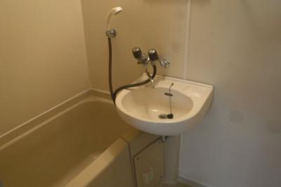 【浴室】片桐アパート