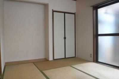 【寝室】片桐アパート