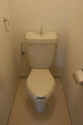 【トイレ】片桐アパート