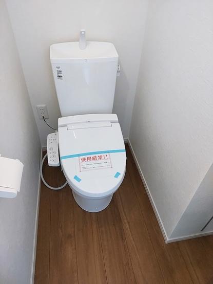 【トイレ】仲介手数料無料 杉並区宮前5丁目 新築一戸建て