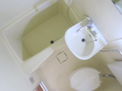 【浴室】上田コーポ