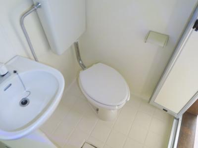 【トイレ】上田コーポ