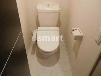 【トイレ】パレス境南町