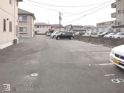 【駐車場】サンフラン羽ノ浦A