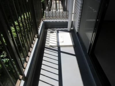 【バルコニー】藤和三宿コープ 礼金0 2人入居可 独立洗面台