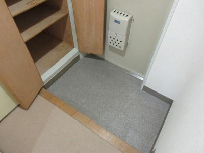 【玄関】藤和三宿コープ 礼金0 2人入居可 独立洗面台