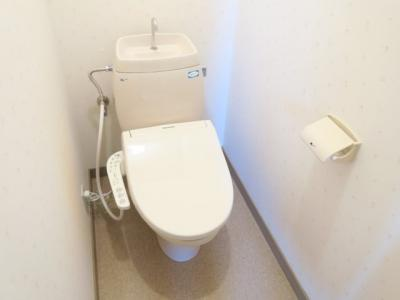 【トイレ】ピアウエストハウス