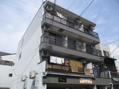 【外観】浜口東マンション