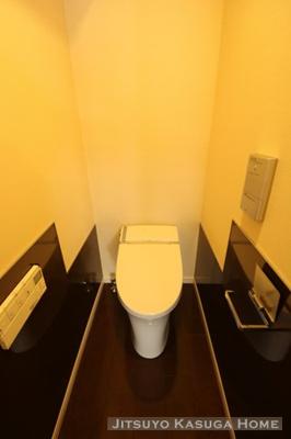 【トイレ】パールシティ小石川