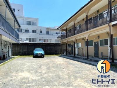 【駐車場】広川ゆのそアパート