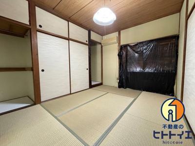 【和室】広川ゆのそアパート