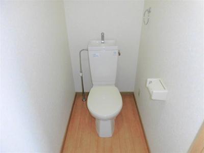 【トイレ】パストラルK