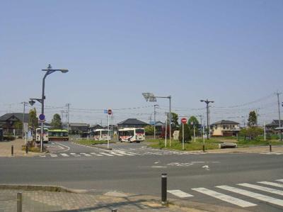 関宿バスターミナルまで550m